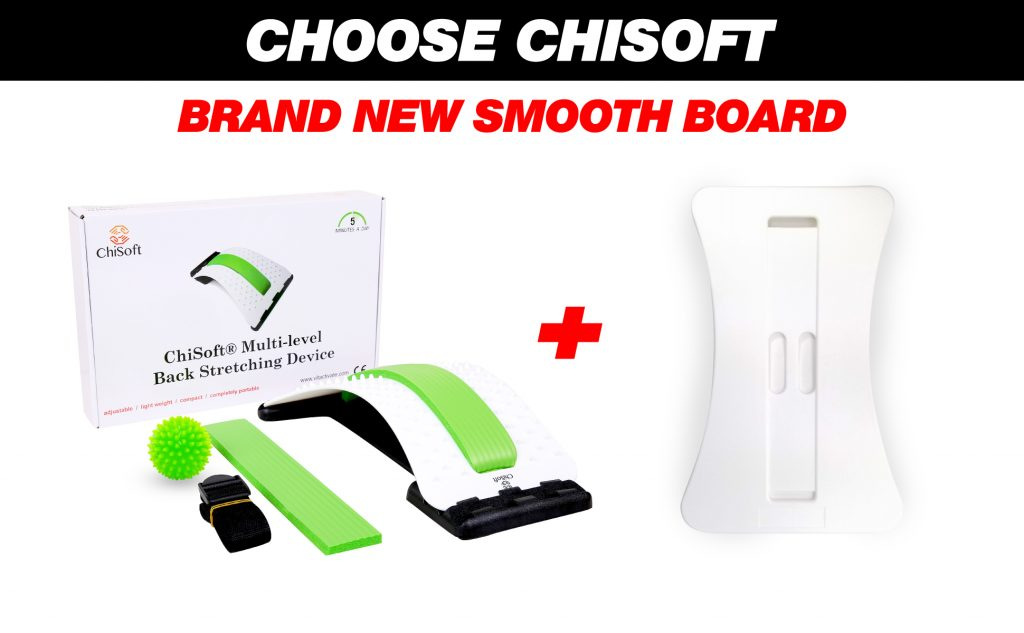 Chisoft Green back stretcher kit design